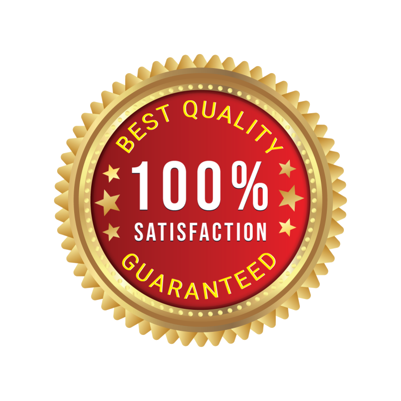 Pngtree—100 guarantee label set free 6049808